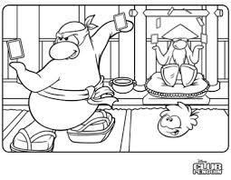 Small Picture Download Coloring Pages Club Penguin Coloring Pages Club Penguin