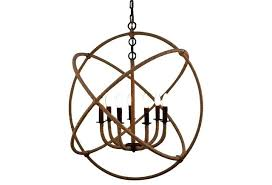 full size of rustic rope wrapped chandelier sedgwick and brattle sphere 7 light natural home improvement