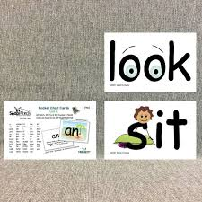Buy Snapwords List A Sight Word Pocket Chart Cards In Cheap