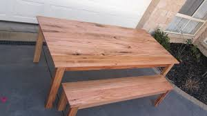 How To Make Kitchen Table Kitchen Table Bench Seat Free Build Kitchen Table Bench Seat On