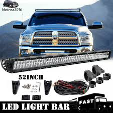 Dodge Ram Led Light Bar Roof Mount