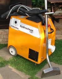 columbus hydroclean 40 carpet cleaning machine