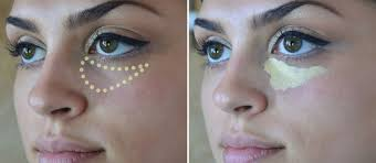 cover dark circles under the eye for fair skin find out how to apply makeup what to avoid and the secret to longer lasting color