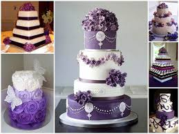 colorful wedding cakes cake boss.  Wedding Wedding Cake Design Ideas Exclusive Purple Color Cakes On Colorful Boss Pinterest