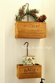 Decorative Hand Towels For Powder Room Savvy Southern Style Christmas Powder Room