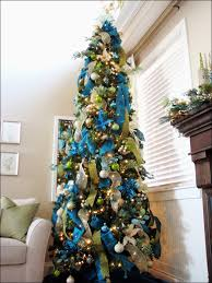Christmas:Purple And Silver Christmas Tree Luxury Enchanting Xmas Tree  Decorations Ideas With Green Purple