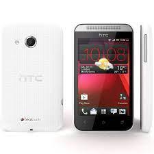 HTC Desire 200 White 3D Model $39 ...