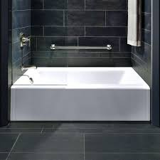 deep alcove tub bathtubs idea 5 ft bathtub deep bathtubs for small bathrooms large rectangular freestanding