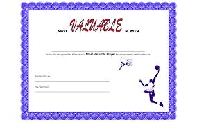 Mvp Certificate Template 8 Paddle At The Point
