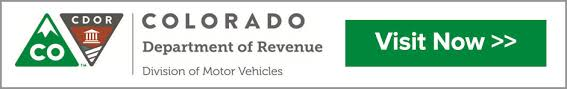 image on that links to colorado department of revenue drivers license page denver dmv