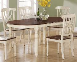 antique white kitchen dining set. full size of kitchen:impressive ohana white round dining room set | casual dinette sets antique kitchen o