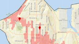 The city light outage map provides information regarding outages throughout our service area. Seattle City Light Outage Map News Break Seattle Wa