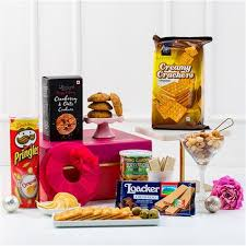 light hearted munchies gift her