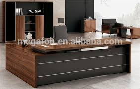 latest office table. Latest Design Big Executive Office Table For Boss(FOH-RAC02) D