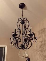 hampton bay 5 light chandelier bay 5 light oil rubbed bronze chandelier with hanging hampton bay