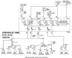1988 up sistema de indicadores y luces del tablero
