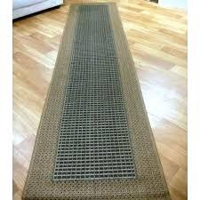 black carpet runners rubber backed runner rugs area floor rugs sunrise black brown also hall runners