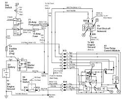 john deere tractor wiring diagram john wiring diagrams 332 fuel shut off schematic john deere