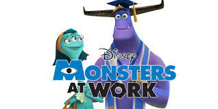 Monsters At Work Is A Love Story Says ...