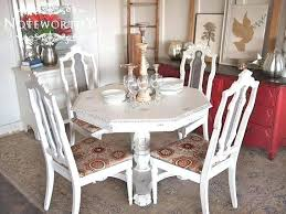 images distressed dining table white room sets other chairs plain on in 4 for round of images distressed dining table