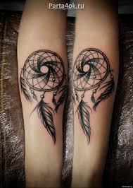 татуировки ловец снов мужские значение татуировок с описанием фото