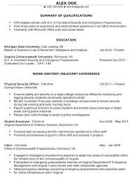 Resume Examples Veterans Examples Resume Resumeexamples Veterans