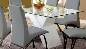 large size of sets rectangle dining for room chairs piece seater casual glass rectangul set extendable