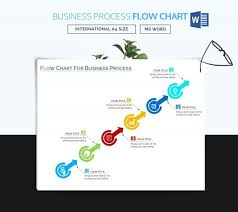 Business Flow Chart Template Word 44 Flow Chart Templates Free Sample Example Format