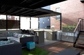furniture deck. garage rooftop deck u2013 west town chicago furniture