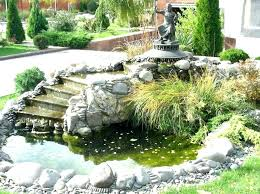 small outdoor pond backyard ponds and waterfalls fabulous ideas with waterfall garden