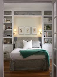 Small Room Bedroom Furniture Style