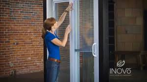 how to fix the blinds on your patio door