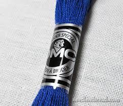 Cotton Floche Vs Coton A Broder Up Close Needlenthread Com