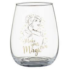 337239 disney tumbler glass set princess 2 2