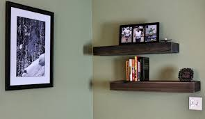 Floating Shelves For Picture Frames Classy DIY Wood Floating Shelf How To Make One