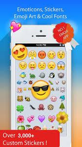 Emoji Art App Emoji Emoticons Text Pic Art New Stickers 2017 On The App Store