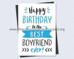 Birthday Printable Cards Printable Birthday Cards Boyfriend Free Printables