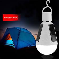 Waterdichte E27 Solar Noodverlichting 7 W 85 265 V Solar Lamp