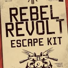 purchase print and party with the rebel revolt escape room kit today for just 29