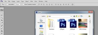 photoshop thumbnail can t see psd preview thumbnail when opening file in photoshop