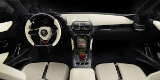 2018 lamborghini suv. wonderful suv 2018 lamborghini urus suv interior dash steering wheel and control cluster intended lamborghini suv