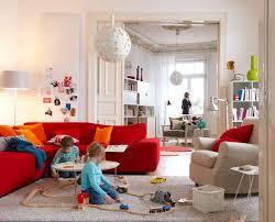 modern red sofa for living room designs