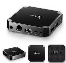 TV Box X96 mini 2G-16G - Android 7.1.2 - Xem truyền hình phim online youtube  chơi game