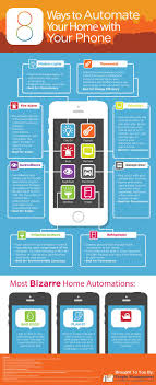 home automation design 1000 ideas. 8 ways to automate your home with phone infographic automation design 1000 ideas
