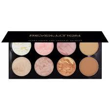 makeup revolution ultra blush palette golden sugar 13 gr