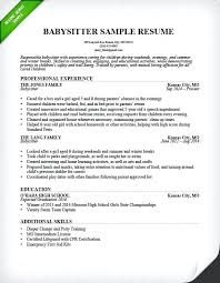 Job Experience Resume Examples Of Resumes With No Job Experience ...