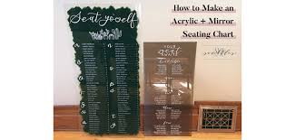 The Sinclair Seating Chart Diy Seating Chart Blog Avi Scribbles Art Co Freehand
