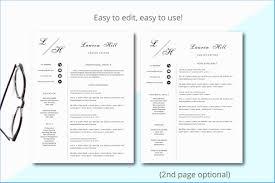 Minimalist Resume Template Word Free Inspirational Minimalist Resume