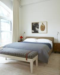 Modern Bedroom Bench Upholstered Benches For End Of Bed Inspiration Ideas For A Modern