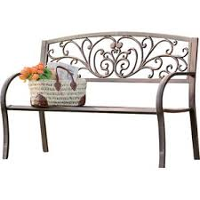 Amazoncom  Achla Designs Backless Bench 4Foot  Outdoor Outdoor Benches